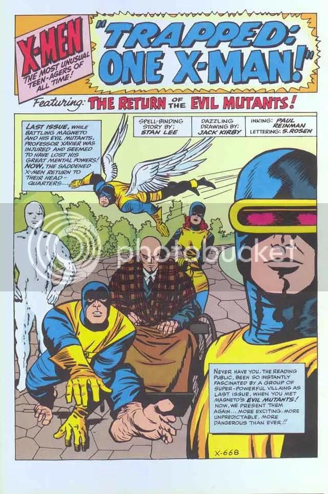 X-Men #5