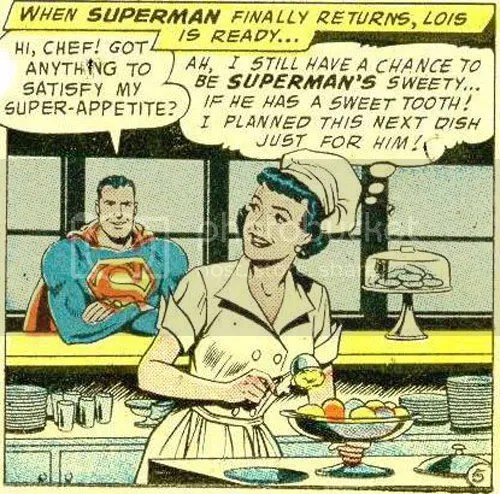Superman's Girlfriend Lois Lane #1