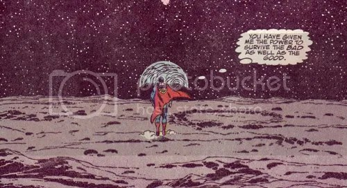 Action Comics#666! The Moon landing was 40 years ago today!