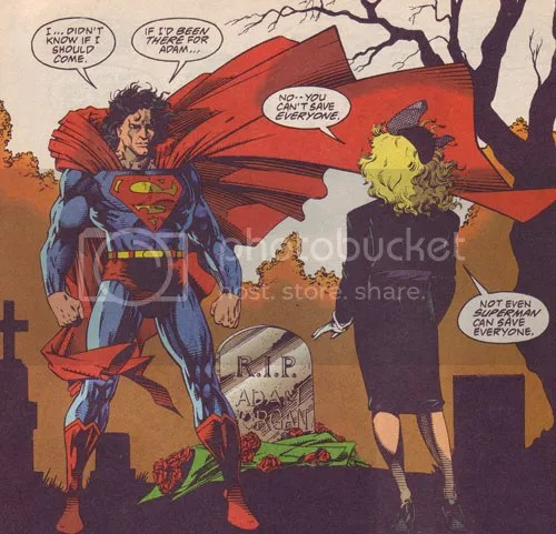 Adventures of Superman #508