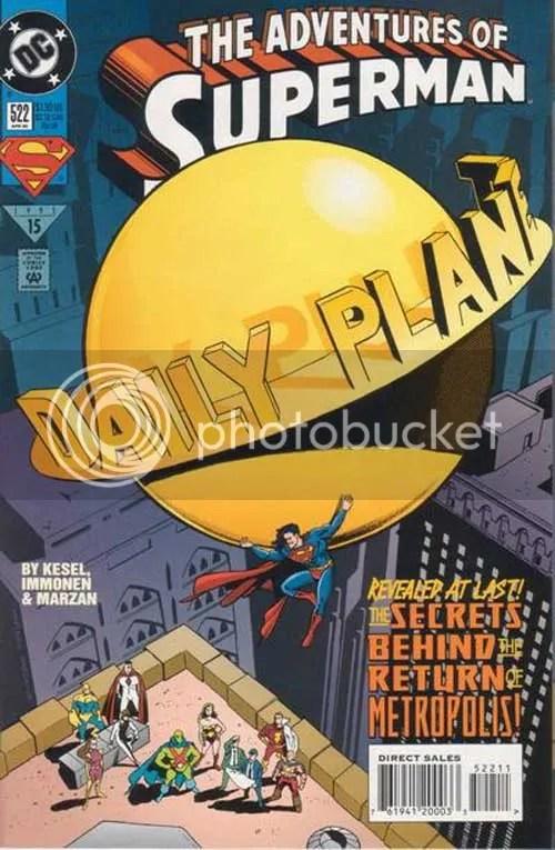 Adventures of Superman #522