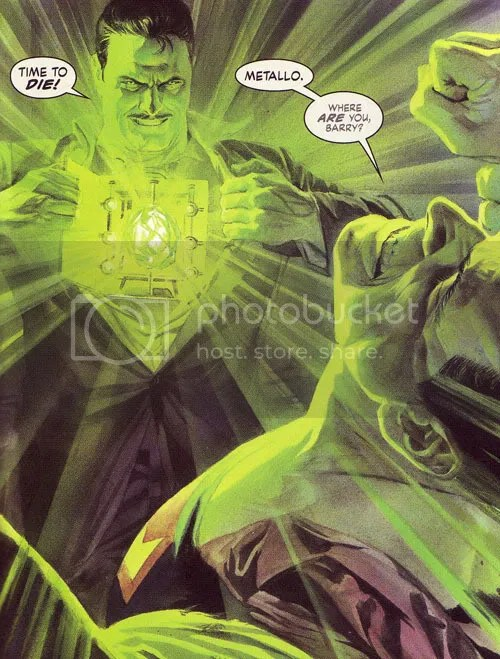 Since we had Byrne yesterday I thought I'd put up this one by Alex Ross from Justice #4