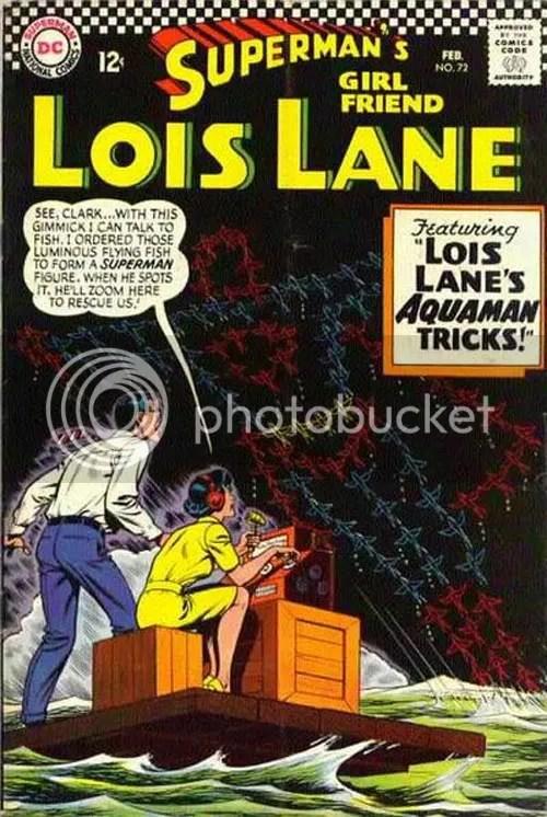 Superman's Girlfriend Lois Lane #72