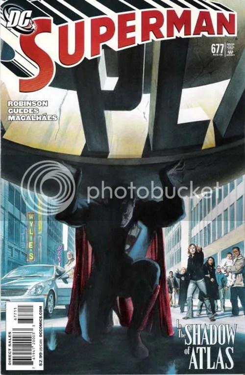 Superman #677