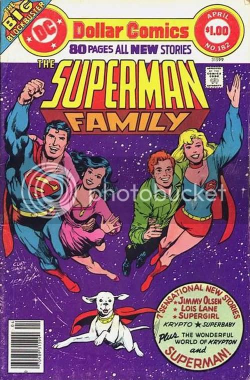 Superman Family #182