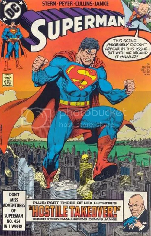 Superman Volume 2, #31