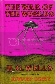 H. G. Wells' War of the Worlds - a Brief Commentary