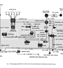1951 ford truck wiring diagram 12 or 6 volt 1951 dodge truck wiring diagram 1991 dodge [ 1912 x 1527 Pixel ]