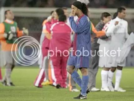 Ronaldinho, lo tendra que intentar el proximo año