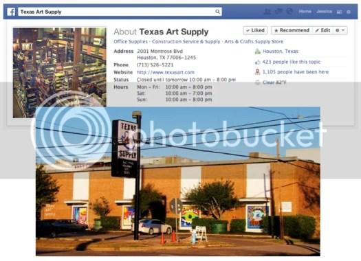 Image: Texas Art Supply - Montrose - Houston