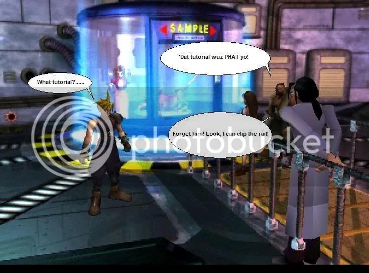 Final Fantasy 7 Ultima