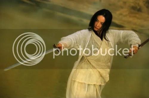 Lâm Thanh Hà trong vai Độc Cô Cầu Bại