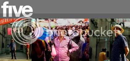 Paul Merton In China