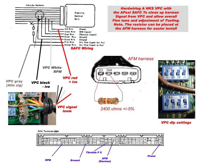 300zx Apexi Safc 2 Wiring Diagram. 1uz-fe Diagram, Apexi ... on