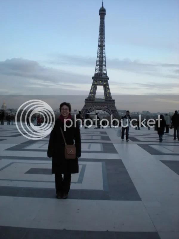 Me at Trocadero
