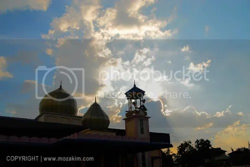 Ray @ Masjid Repoh