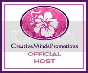 Creative Minds Book and Author Promotions