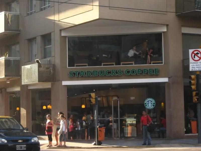 Starbucks Viamonte