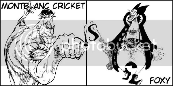 Cricket vs. Foxy