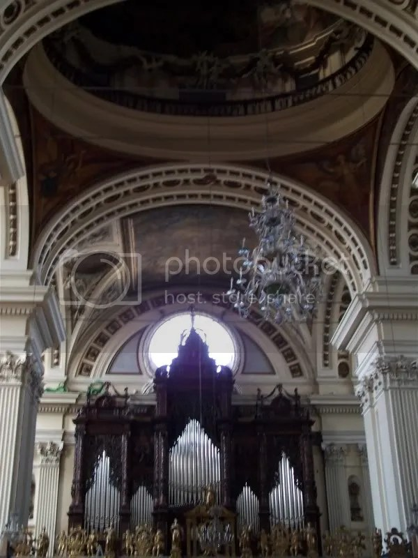 Another view from inside El Pilar.