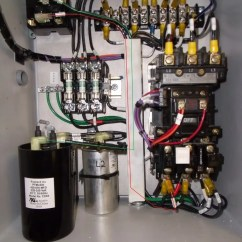 Wiring Diagram Of Magnetic Contactor 4 1 Home Theatre Sticking Potential Relay