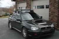 **SOLD** thule roof rack wrx sti - Subaru Impreza WRX STI ...