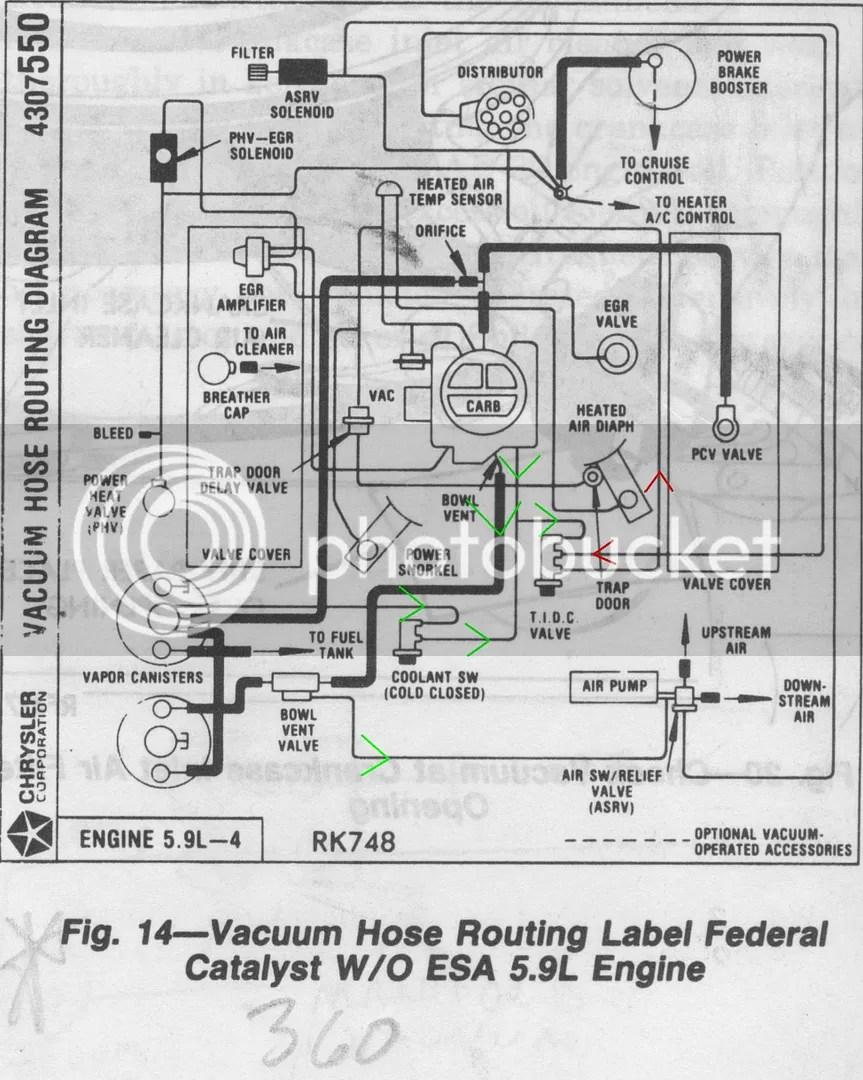 hight resolution of 85 dodge wiring diagram