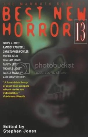 Years Best Horror 13