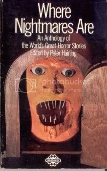 Peter Haining - Where Nightmares Are