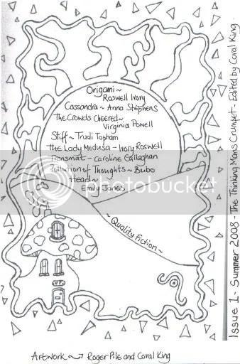 Coral King - Thinking Man's Crumpet 1