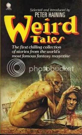 Peter Haining - Weird Tales