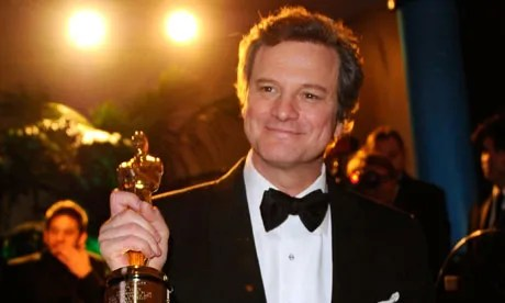 Oscars 2011 - Best Actor - Colin Firth (5/6)
