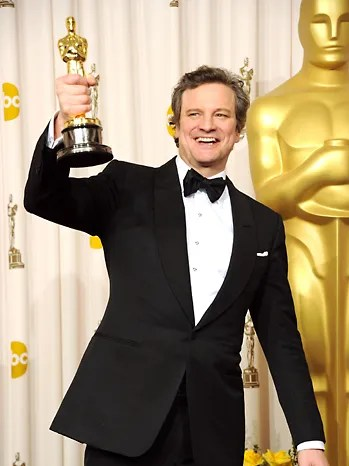 Oscars 2011 - Best Actor - Colin Firth (6/6)