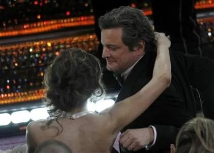 Oscars 2011 - Best Actor - Colin Firth (2/6)