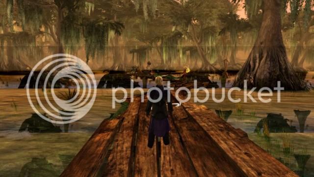 Guild Wars 2 Godslost Swamp
