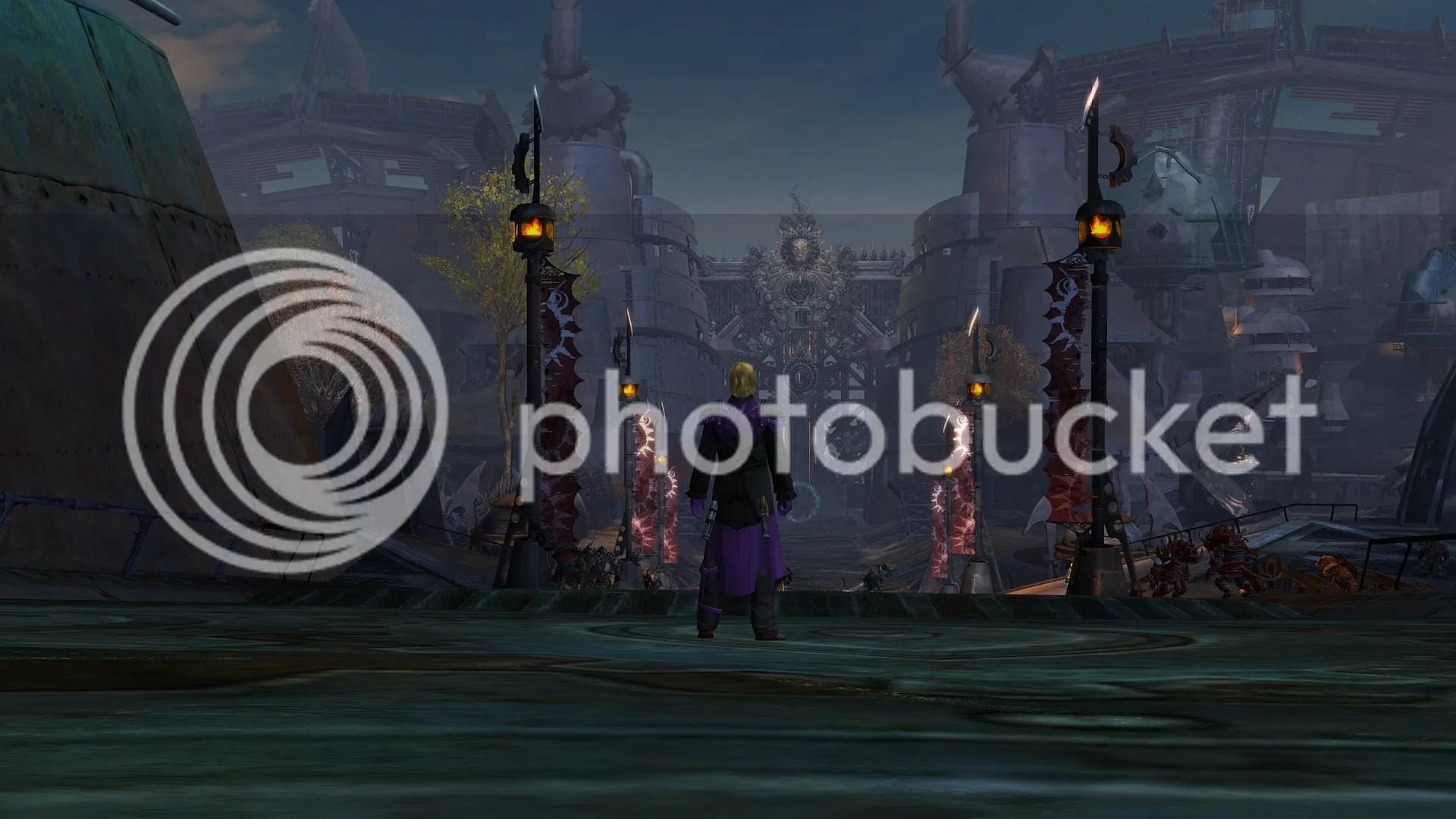 Guild Wars 2 Iron Citadel