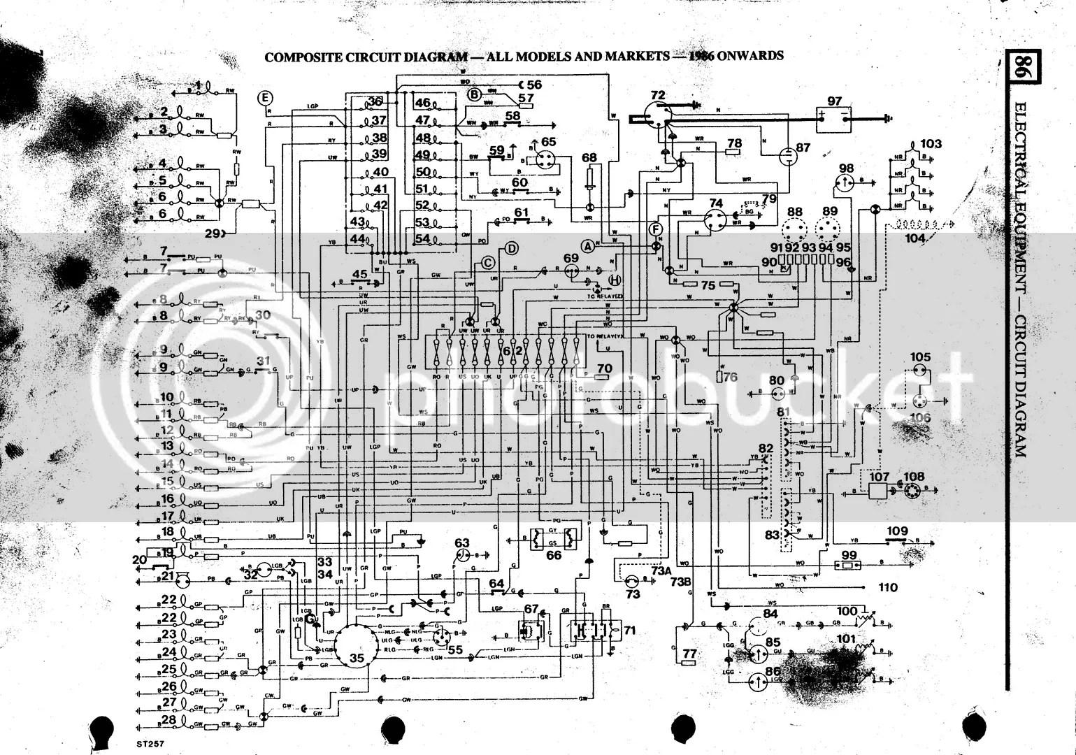 Wiring Diagram Land Rover 90   Wiring Diagram