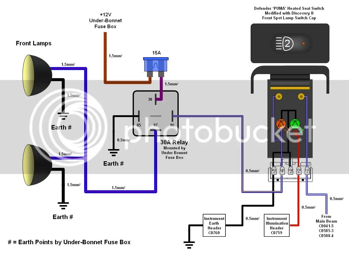 Guest Spotlight Wiring Diagram