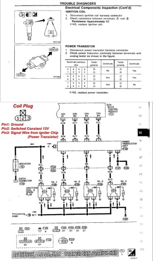 Coil pack wiring question  Nissan Forum   Nissan Forums
