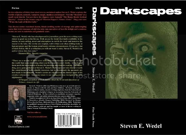 Darkscapes, coming soon from Fine Tooth Press