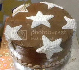 Birthday cake untuk Opung Bintang