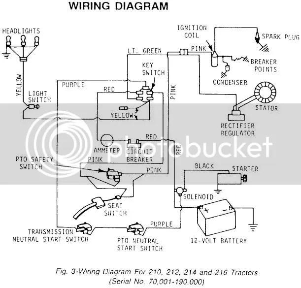 1020 John Deere Wiring Diagram – John Deere 1020 Alternator Wiring