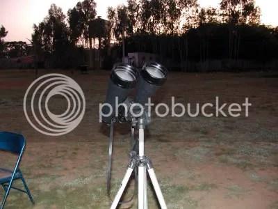 Ravindra's Monstrous Binoculars.