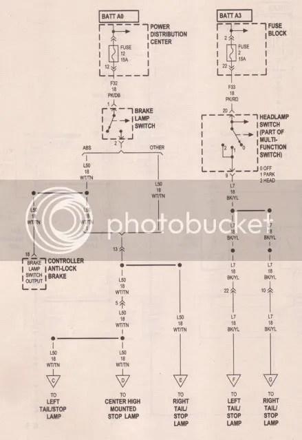 Chrysler pt cruiser wiring diagrams diagram