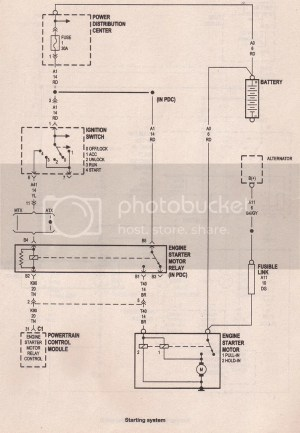 2004 PDC Wiring Diagram?  PT Cruiser Forum