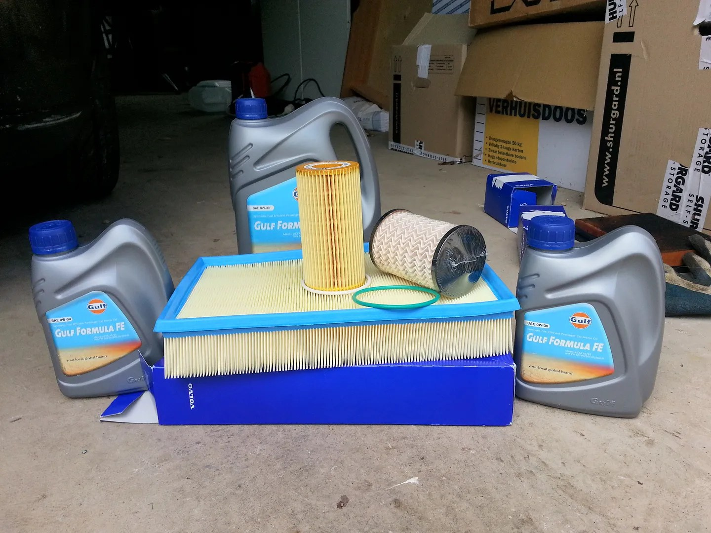 hight resolution of air filter very easy