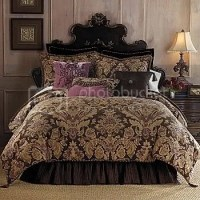 Chris Madden Royal Brocade Comforter Set Photo by ...
