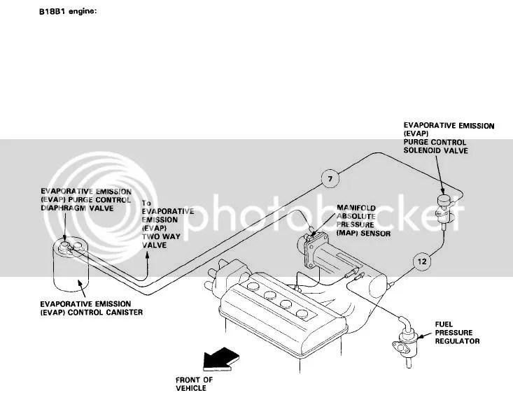 Dpfi Jpg 91 Honda B16 Vacuum Diagram. Honda. Auto Parts