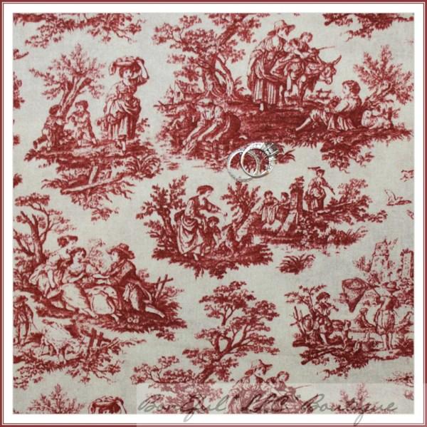 Boneful Fabric Fq Cotton Quilt Vtg Colonial Williamsburg