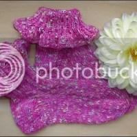 EWAS SOCKENWOLLE - Pink mit Flammen